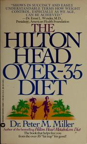 Cover of: The Hilton Head over-35 diet