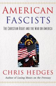 Cover of: American fascists | Chris Hedges
