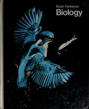 Cover of: Scott, Foresman biology