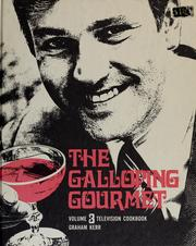 Cover of: Graham Kerr's Television Cookbook - Vol 3