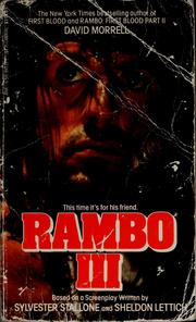 Cover of: Rambo III