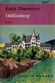 Cover of: Odilienberg