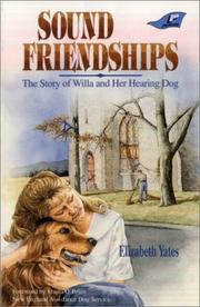Cover of: Sound Friendships