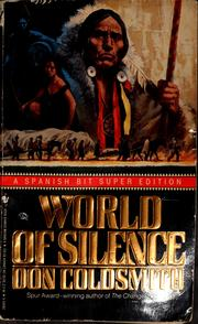 Cover of: World of silence