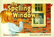 Cover of: The spelling window