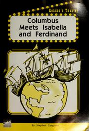 Cover of: Columbus meets Isabella and Ferdinand