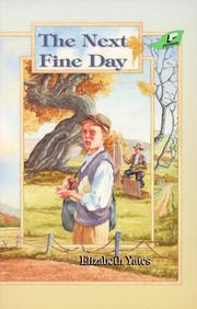 Cover of: The next fine day