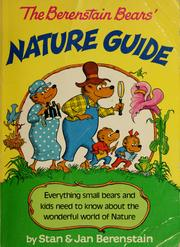 Cover of: The Berenstain bears' nature guide