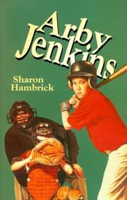 Cover of: Arby Jenkins
