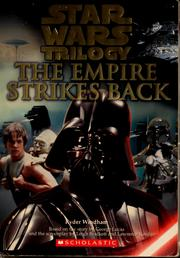 Cover of: The empire strikes back | Ryder Windham