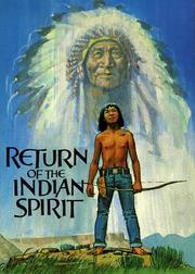Cover of: Return of the Indian spirit | Vinson Brown