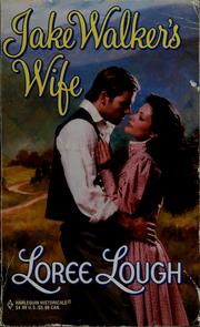 Cover of: Jake Walker's wife