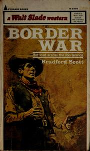 Cover of: Border war