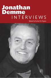 Cover of: Jonathan Demme |
