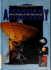 Cover of: Astronomy | Terry Mahoney