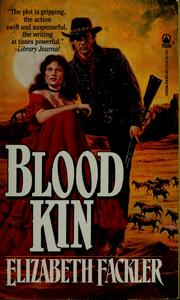 Cover of: Blood kin