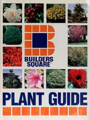 Cover of: Builders Square Plant Guide