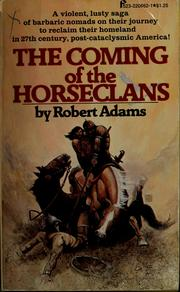 Cover of: The coming of the horseclans