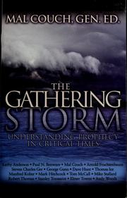 Cover of: The Gathering storm | Mal Couch