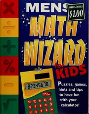 Cover of: Mensa math wizard for kids | John Bremner