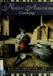 Cover of: Native American cooking | Anna Carew-Miller