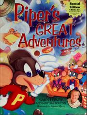 Cover of: Piper's great adventures