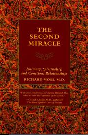 Cover of: second miracle | Richard M. Moss