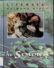 Cover of: The Seminole | Raymond Bial