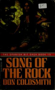 Cover of: Song of the rock