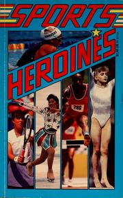Cover of: Sports heroines