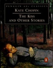 Cover of: The kiss and other stories