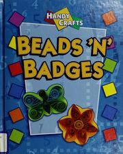 Cover of: Beads 'n' badges