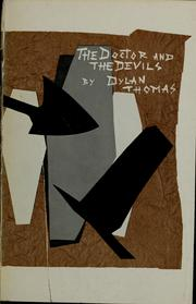 Cover of: The doctor and the devils