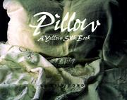 Cover of: Pillow