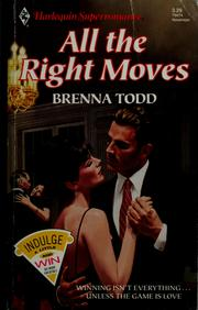 Cover of: All the right moves