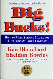 Cover of: Big bucks!