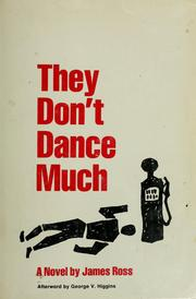 Cover of: They don't dance much