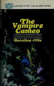The vampire cameo