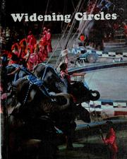 Cover of: Widening circles | Margaret Early