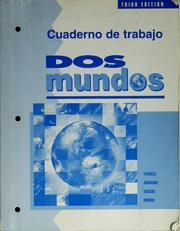 Cover of: Dos mundos