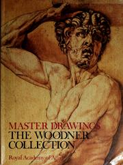 Master drawings by Ian Woodner