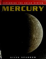 Cover of: Mercury | Giles Sparrow