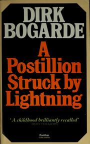 Cover of: A Postillion Struck By Lightning