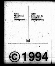 Cover of: Proposed programme for the consideration of the Old Catholics and all Christian communions | E. Michaud