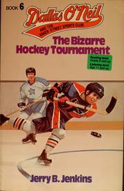 The bizarre hockey tournament