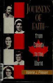 Cover of: Journeys of faith