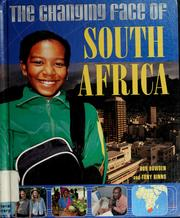 Cover of: The changing face of South Africa