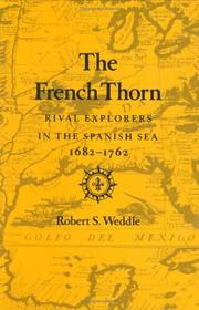 Cover of: The French thorn