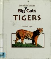 Cover of: Tigers