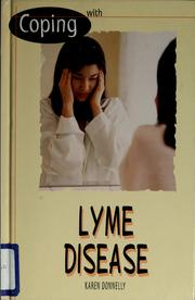 Cover of: Coping with lyme disease